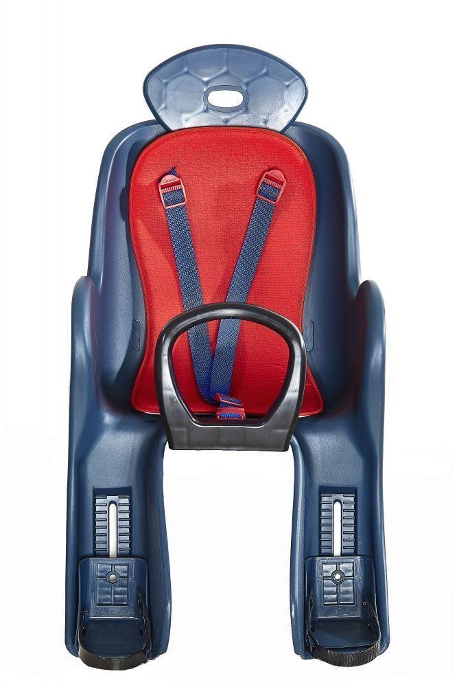 Детское велосипедное кресло на багажник VS 801 red