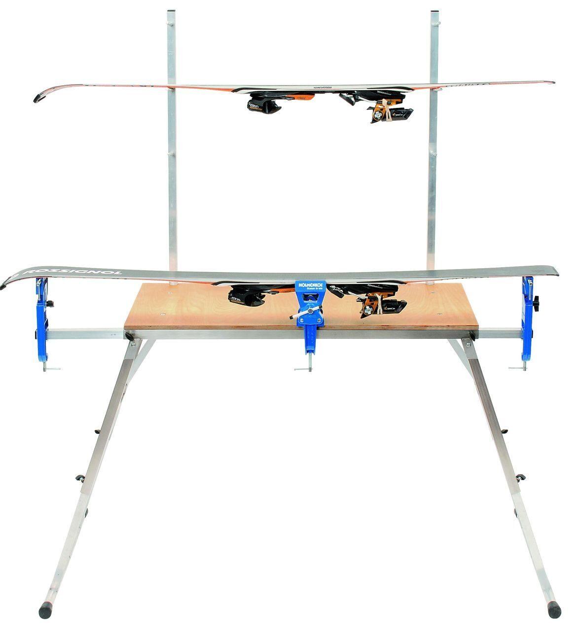 Holmenkol Стол для смазки лыж RacingWaxingTable ALPIN