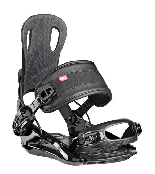 Крепления сноубордические Head RX One black 2015