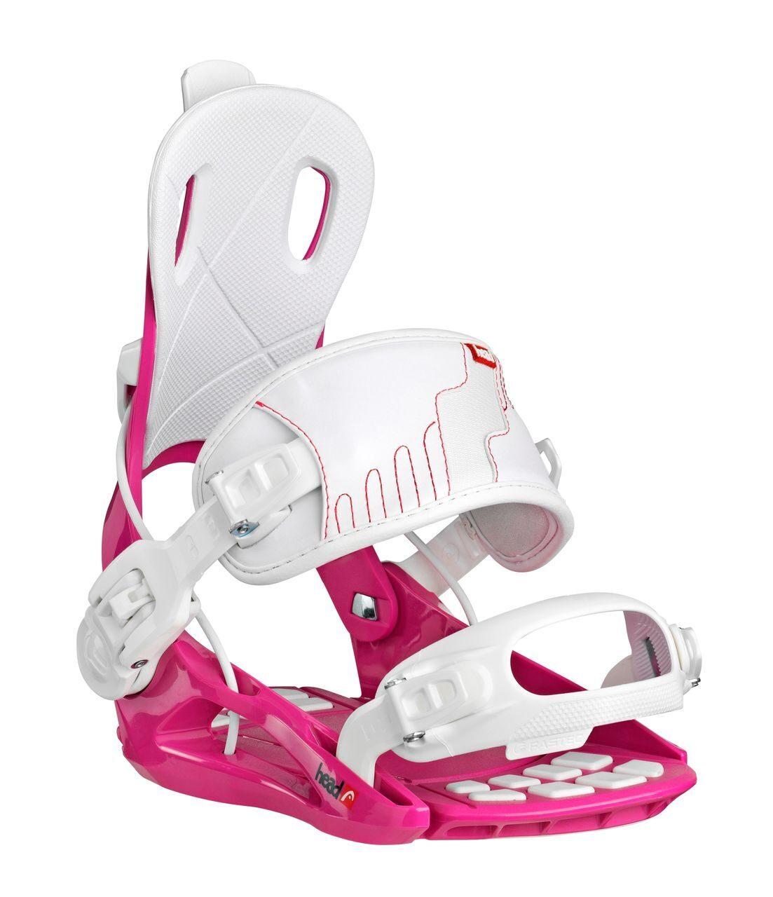 Крепления сноубордические Head RX Fay I pink 2015