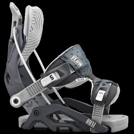Крепления сноубордические Flow Omni Gun 2016