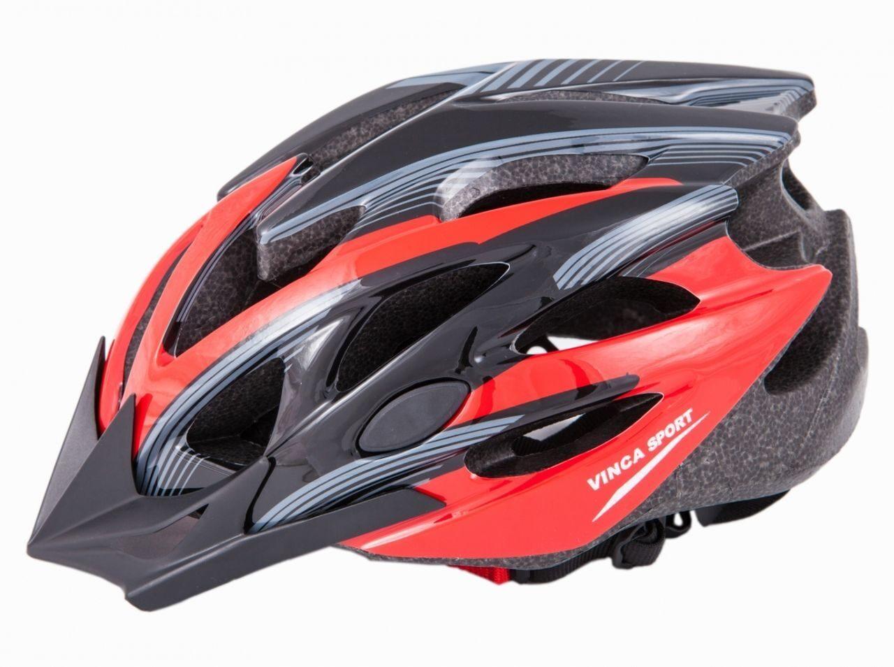 Шлем MTB Vinca sport VSH 29, красный/черный