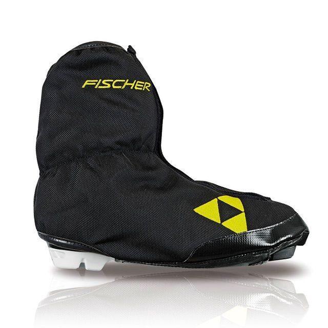 Чехлы для лыжных ботинок Fischer Bootcover Arctic