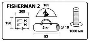 Fisherman 2 схема