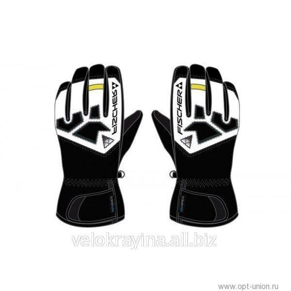 Перчатки Fischer Sport black