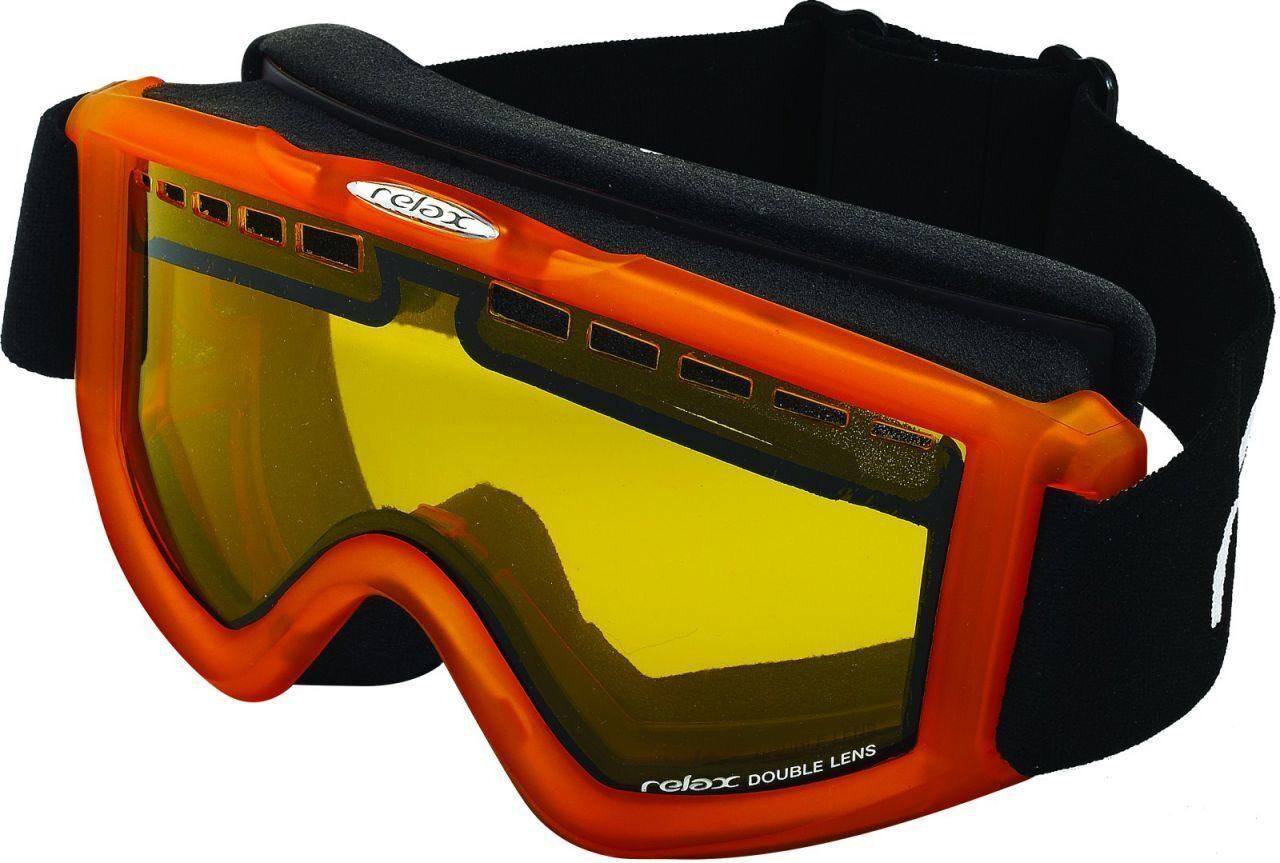 Маска Relax Flex HTG03E очки на очки