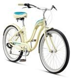 Велосипед Schwinn Hollywood yellow