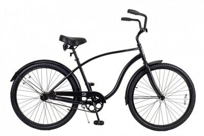 Велосипед Schwinn Cruiser One  black