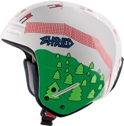 Шлем Shred Basher Ultimate Mr GS (FIS RH)