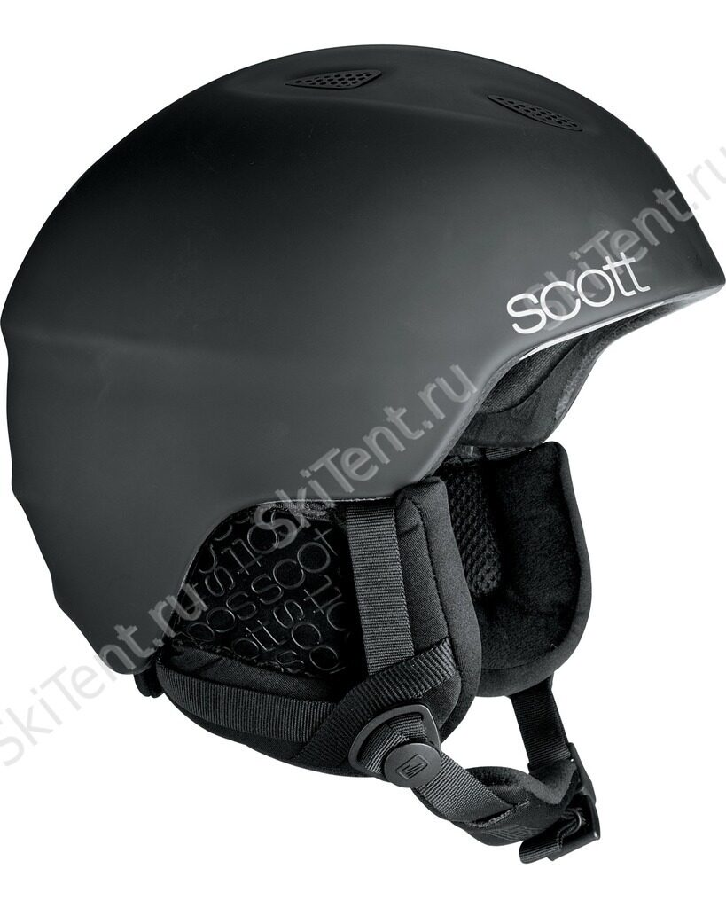 Шлем Scott Shadow III black true mat
