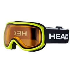 Маска детская Head Ninja lime/black