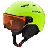 Шлем с визором Head Mojo Visor lime