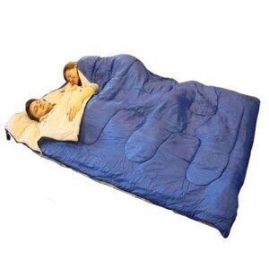 Double-sleeping-bag