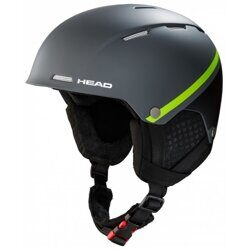 Шлем Head Tucker Boa anthracite/lime